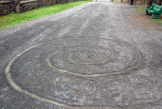 Spiral, view 2